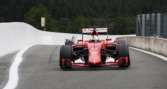 Ferrari'nin tek pit stop taktiği Pirelli'yi şaşırttı