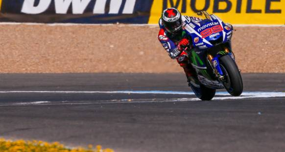 Brno'da rekor kıran Lorenzo ilk sırada