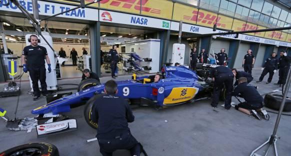 Sauber'in soğutma sorununun nedeni bulundu