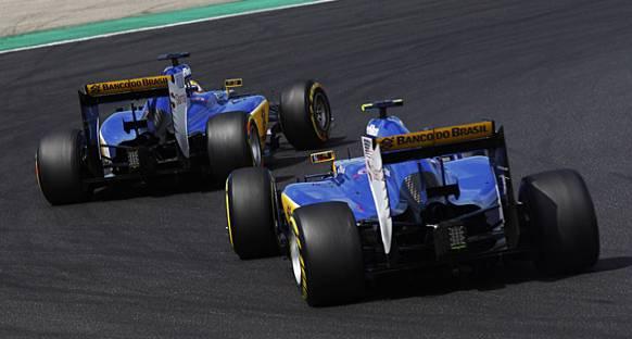 Sauber: Mark Smith'in 2016 aracına etkisi kısıtlı olacak