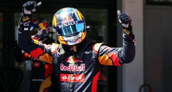 'Toro Rosso için gelecek adım mekanik yol tutuşta artış'