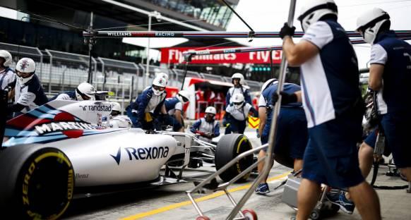 Bottas 'Williams Macaristan'da güçlü olabilir'