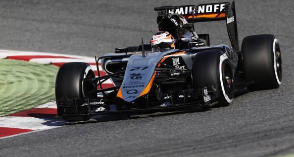Force India için sezon Britanya'da başlıyor