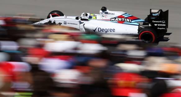 Massa: 'Williams önemli bir an ile karşı karşıya'