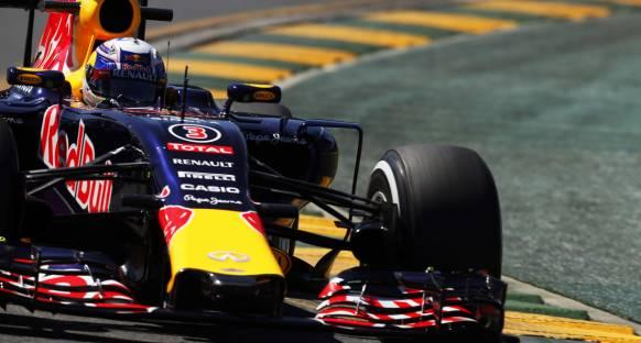 Ricciardo: Red Bull 2014'ün seviyesine yeni ulaştı
