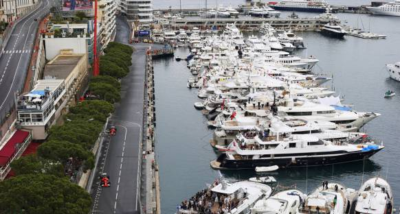 Monaco Grand Prix Canlı