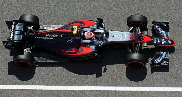 McLaren, Button ve Alonso'nun hala Honda'ya güvendiğini söyledi