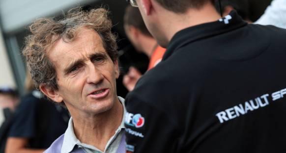 Prost: Renault takımları 2016'ya kadar gelişim beklemesin