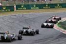 F1'in patronları revizyon riskleri konusunda uyardı