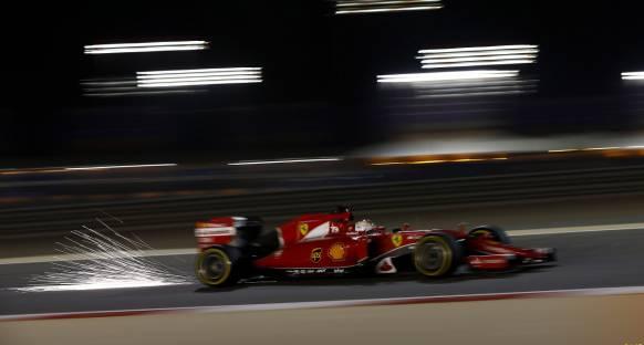 Vettel: İki Mercedes'i ayırmak büyük başarı