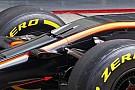 McLaren MP4-30 - S-Kanal Sistemi