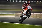 Katar'da Ducati pole pozisyonunda!