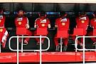 Arrivabene: Ferrari'nin hedefi artık Mercedes