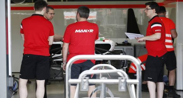 Yazılım problemleri Manor'un piste çıkışını geciktirebilir