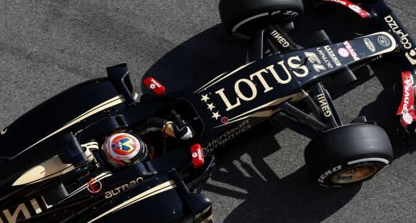 Maldonado: Lotus, zor geçen 2014'ten bir şeyler öğrenmeli