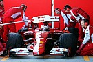 Ferrari aşama kaydetti