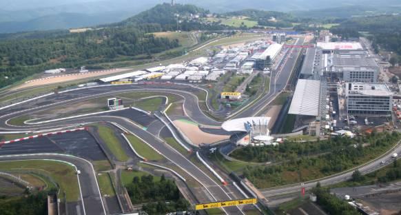 Nurburgring Almanya GP'si için teklifte bulundu