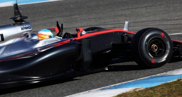 Dennis: McLaren tamamen yeni teknolojiden oluşuyor