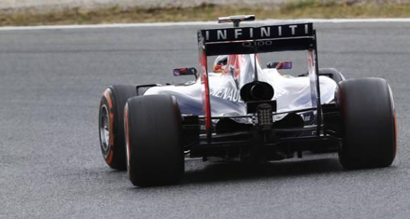 Red Bull çarpışma testlerini geçti