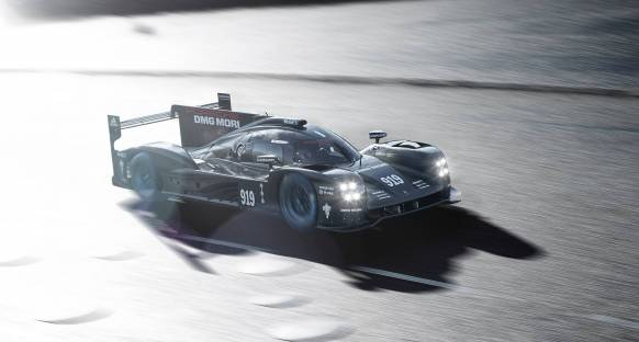 Porsche, WEC ve Le Mans için yeni aracını tanıttı