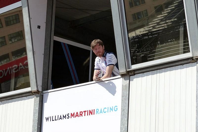Ціль Williams на 2016 - третє місце?