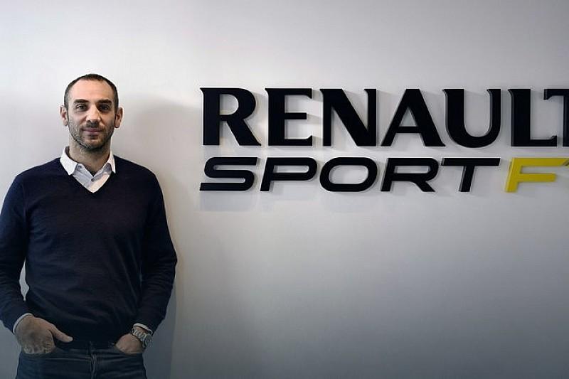Renault відразу змінитять назву команди