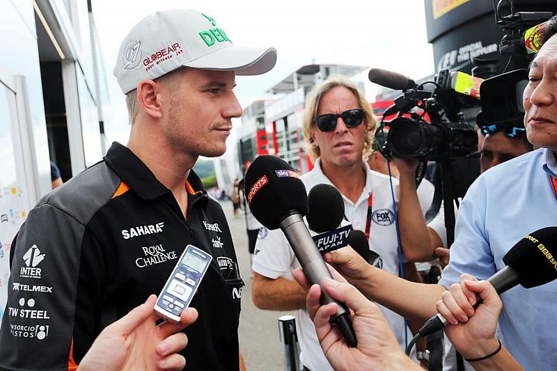 Хюлькенберг залишиться в Force India ще на два роки