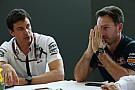 Вольф: У нас не було переговорів з Red Bull Racing