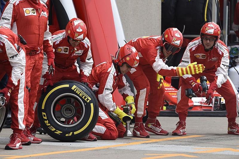 Що сталося зі швидкістю Ferrari?