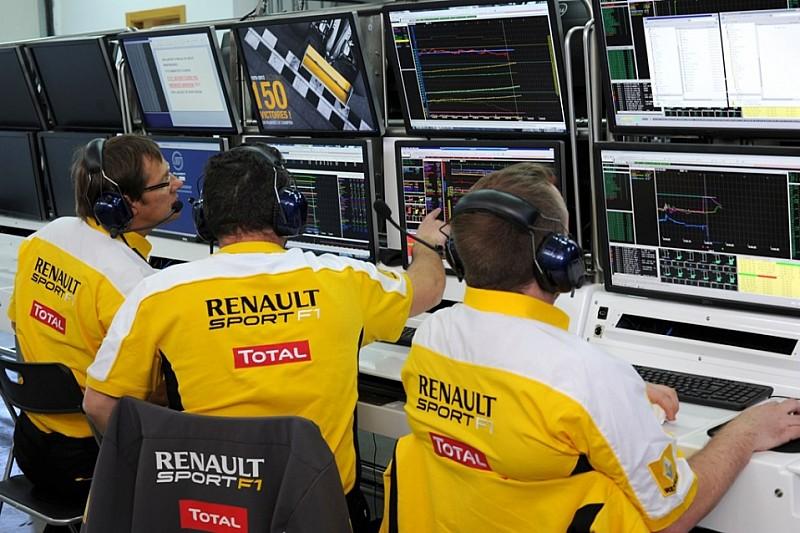 Хорнер: Доля Renault в руках Мерседес