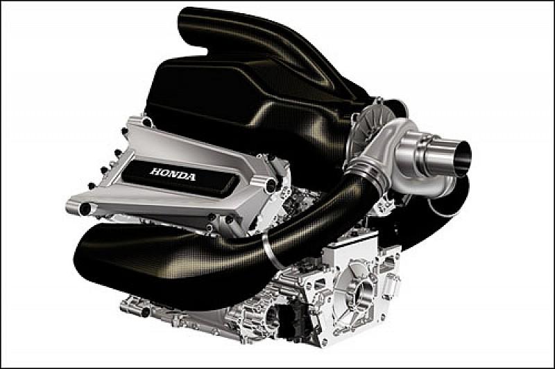 Honda показала силовой блок 2015 года