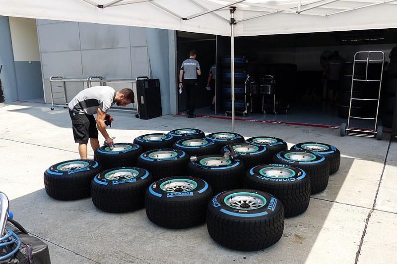 Pirelli о пятничных заездах
