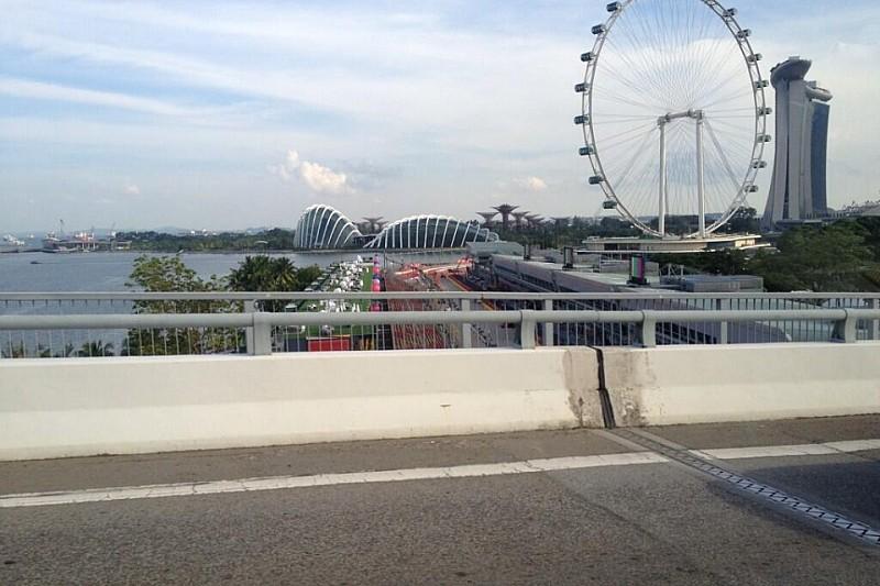 Интересные факты о Гран При Сингапура