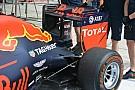Breve Análisis Técnico: Platinas laterales del ala posterior del Red Bull RB12