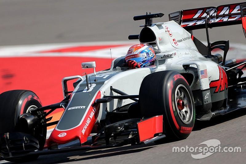 В Haas винят температуру шин в падении темпа