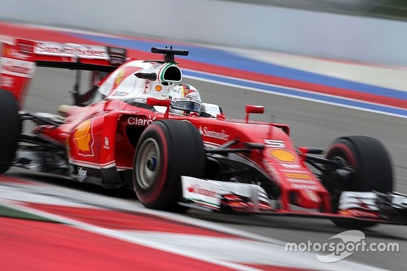 "Vettel dice que han ""reducido ligeramente"" la diferencia con Mercedes"