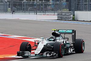 F1 Reporte de calificación Rosberg apuntó que el campeonato apenas comienza