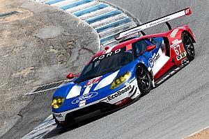 IMSA Gara La Ford GT e la Shank Racing lasciano il segno a Laguna Seca