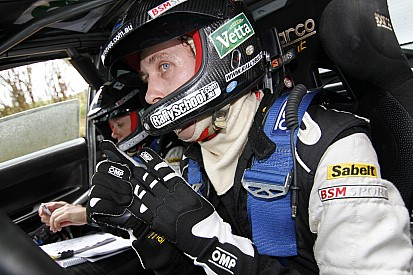 Reeves to make Australian Rally Championship comeback