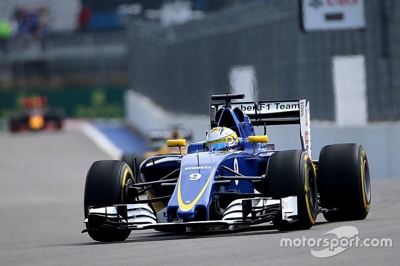La Sauber rinuncia ai test di Barcellona