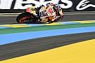 Eerste training GP Frankrijk: Pedrosa voor Lorenzo
