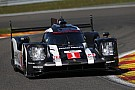 WEC in Spa: 2:1 für Porsche in den freien Trainings