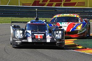 WEC Qualifyingbericht WEC Spa-Francorchamps: Pole-Positions für Porsche und Ferrari