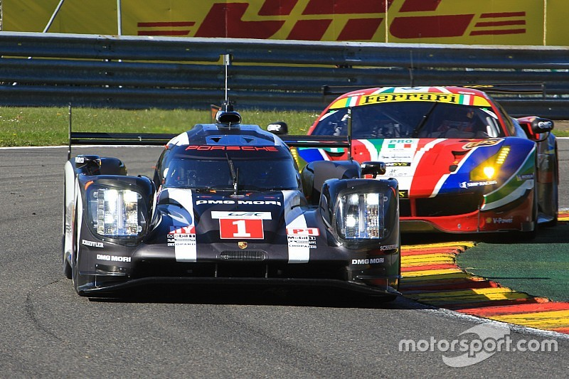 WEC Spa-Francorchamps: Pole-Positions für Porsche und Ferrari