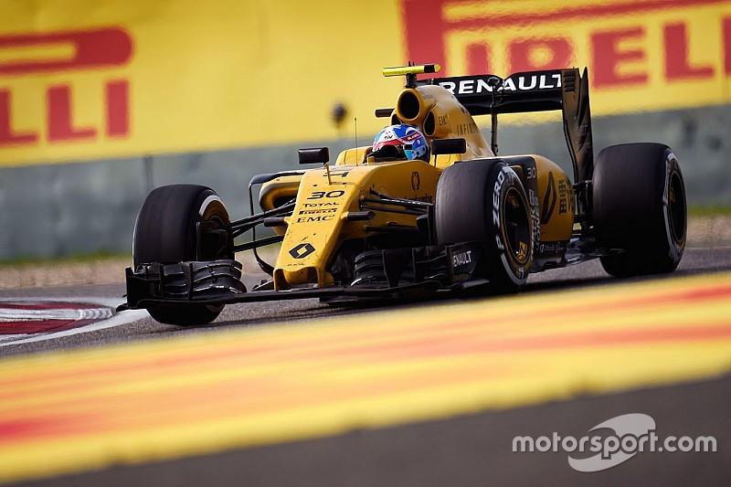 Renault протестирует в Барселоне новую версию мотора