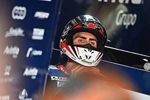 MotoGP Interview Loris Baz espère rester chez Avintia et se rapprocher des Ducati officielles