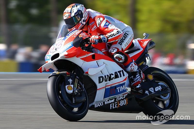 """Crutchlow: """"Credo che Dovizioso resterà in Ducati nel 2017"""""""