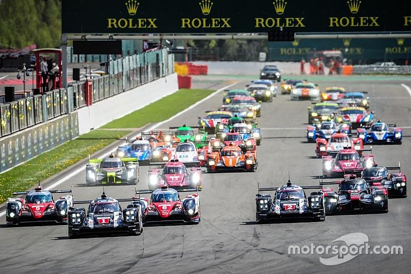 Toyota manda a la mitad de las 6 Horas de Spa-Francorchamps