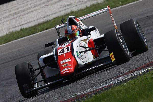 Formula 4 Raúl Guzmán gana la carrera 2 en Adria en la F4