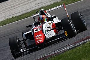 Formula 4 Crónica de Carrera Raúl Guzmán gana la carrera 2 en Adria en la F4